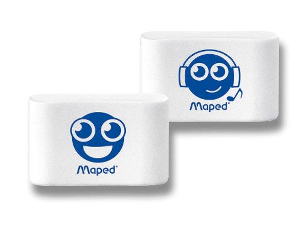 Pryž MAPED Essentials Soft - mix barev
