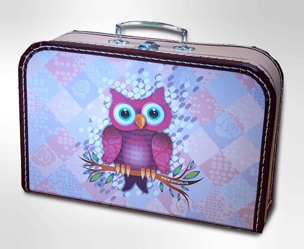Dětský kufřík Emipo - Sova
