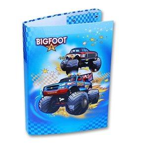 Box na sešity A4 Emipo - BIGFOOT