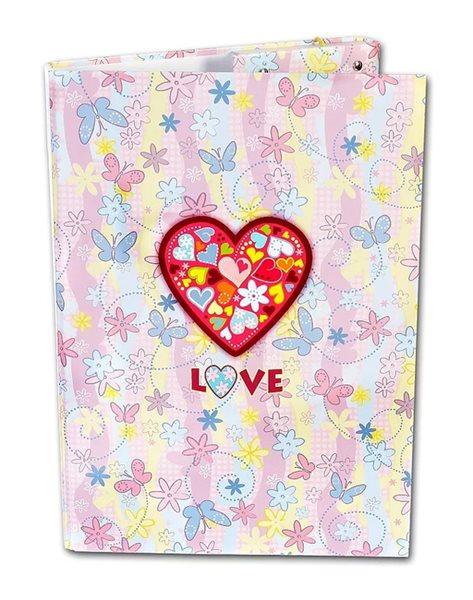 Box na sešity A4 Emipo - Love
