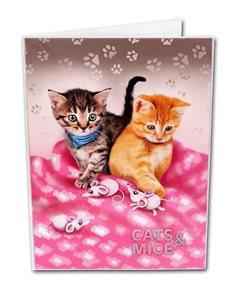 Desky na abecedu Emipo - Cats&Mice