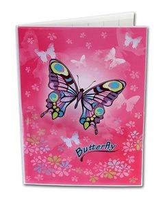 Desky na abecedu Emipo - Butterfly