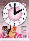 Školní hodiny Emipo - Cats&Mice