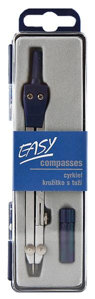 EASY Kružítko kovové v krabičce