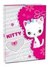 Box na sešity A4 s klopou Kitty