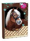 Box na sešity A4 s klopou Sweet Horse