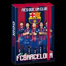 Desky na sešity A5 Ars Una FC Barcelona 17 hráči