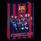 Desky na sešity A4 Ars Una FC Barcelona 18 hráči