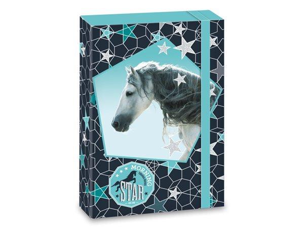 Desky na sešity A5 Ars Una Morning Star koně