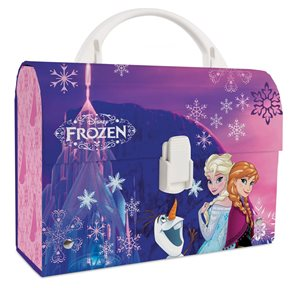Karton PP Dětský kufřík MINI - Frozen/Ledové království 2015