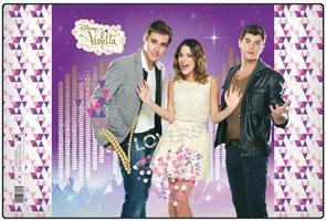 Karton PP Podložka na stůl - Violetta motiv 2015
