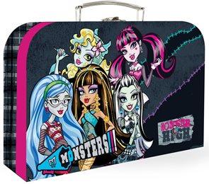 """Karton PP Dětský kufřík 35"""" - Monster High"""