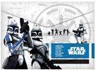 Karton PP Desky s drukem A4 - Star Wars