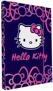 Karton PP Desky na sešity s boxem A5 - Hello Kitty 2015