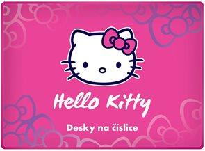 Karton PP Desky na číslice - Hello Kitty