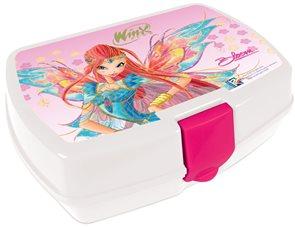 Karton PP Box na svačinu - Winx
