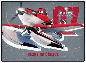 Karton PP Desky na číslice - Planes / Letadla