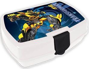 Karton PP Box na svačinu - Transformers 2015
