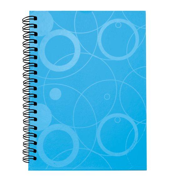 PP Kroužkový blok A4 Neo Colori - modrá