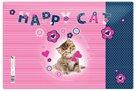 Karton PP Podložka na stůl - Happy Cats