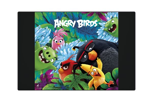 Karton PP Podložka na stůl - ANGRY BIRDS MOVIE