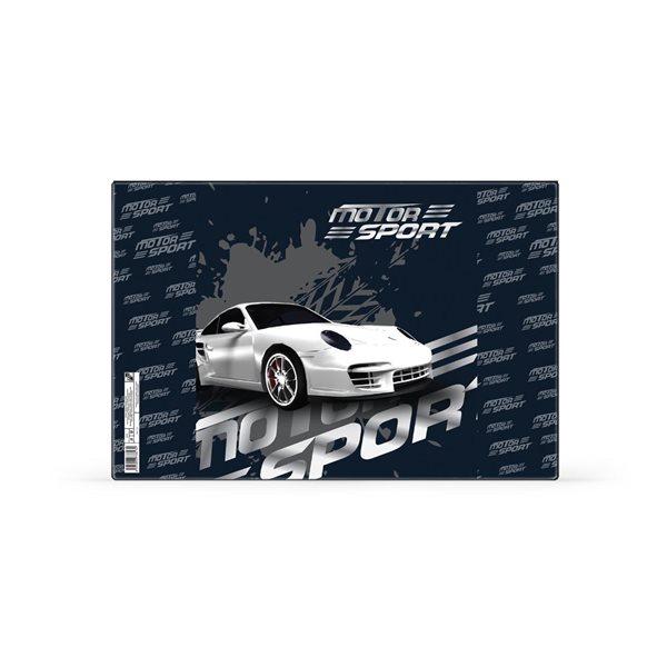 Karton PP Podložka na stůl - Auto