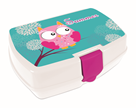 Karton PP Box na svačinu - Sova