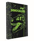 Karton PP Desky na sešity s boxem A4 - Dinosaurus