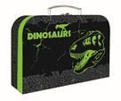 """Karton PP Dětský kufřík 35"""" - Dinosaurus"""