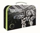 """Karton PP Dětský kufřík 35"""" - Robot"""