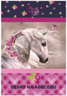 Karton PP Desky na abecedu - Kůň