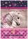 Desky na abecedu - Kůň