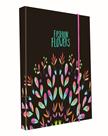 Desky na sešity s boxem A5 - Fashion Flowers