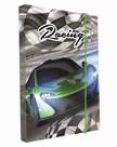 Karton PP Desky na sešity s boxem A5 - Auto 2017