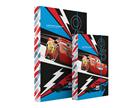Karton PP Desky na sešity s boxem A5 - Cars 2017