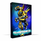 Karton PP Desky na sešity s boxem A4 - Transformers 2017