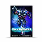 Karton PP Desky na abecedu - Transformers 2017