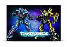 Karton PP Podložka na stůl - Transformers 2017