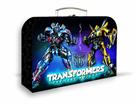 """Karton PP Dětský kufřík 35"""" - Transformers 2017"""