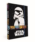 Karton PP Desky na sešity s boxem A5 - Star Wars 2