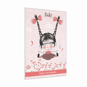 Desky na abecedu - Dolly