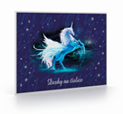 Desky na číslice - Unicorn/Jednorožec