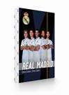 Desky na sešity s boxem A4 - Real Madrid