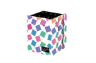 Kelímek na tužky lamino - Cubes
