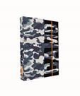 Desky na sešity s boxem A4 - Army 2018