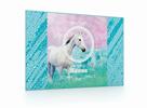Podložka na stůl 60 × 40 cm - Kůň Romantic