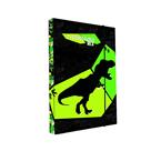 Desky na sešity s boxem A4 - T-Rex 2019