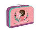 Dětský kufřík lamino 34 cm - Lilly