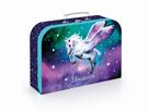 Dětský kufřík lamino 34 cm - Unicorn 2 / Jednorožec