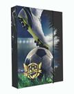 Desky na sešity s boxem A5 Jumbo - Fotbal 2